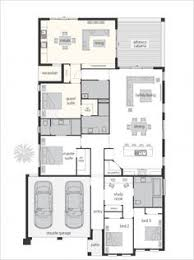 House Plan Australia Single Storey House Design Plan The Moore 4bed 2bath 2car