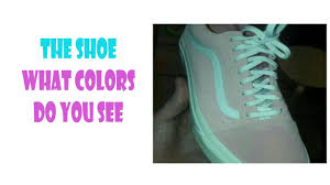 what color is the shoe what color is it