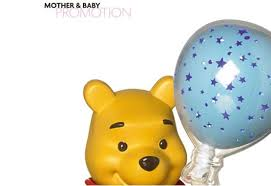 the pooh baby light and lullabies baby