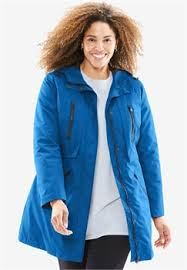 plus size coats trenches u0026 raincoats for women woman within