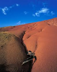Volcanic Sand Dunes The Waterless Sea New Zealand Geographic