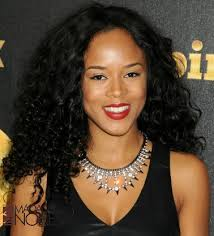 hairstyles on empire tv show serayah mcneill hairstyle makeup and beauty pinterest