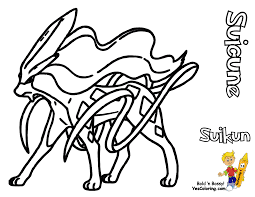 coloring pages fancy pokemon coloring pages entei kids