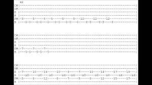 19 killed as 7 0 i killed the prom thirty one sevens guitar tabs lesson on