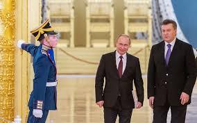 Russian Cabinet Ukraine Pm Praises Moscow U0027s Economic Lifeline Vows Stability Al