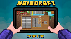 mainoraft 2d survival craft android apps on google play