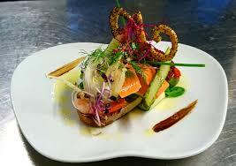 photo plat cuisine gastronomique du jardin à l assiette restaurant bio gastronomique la cantine d