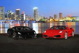 ferraris and lamborghinis hertz will rent lamborghinis and ferraris for 1 500 a day latimes