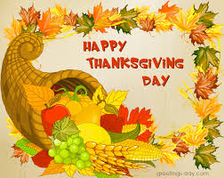 thanksgiving message clipart clipartxtras