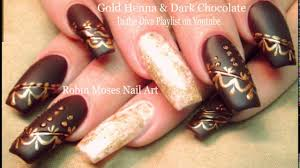 burgundy nail polish designs youtube
