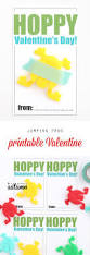 hopping frogs free printable valentine u0027s day cards it u0027s always