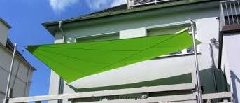 sonnensegel befestigung balkon sonnensegel für den balkon in premium qualität pina design