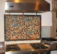kitchen backsplash options 120 best backsplash ideas pebble and tile images on