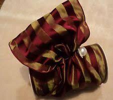 burgundy wired ribbon burgundy wired ribbon ebay
