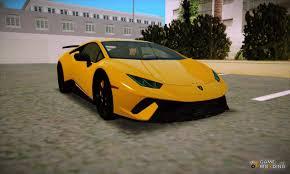 Lamborghini Veneno Drifting - lamborghini for gta san andreas