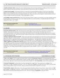 Fort Drum Housing Floor Plans August 2014 Clif Notes