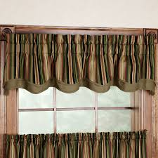 montego stripe window treatment