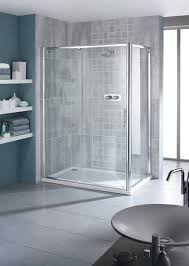 Showerlux Shower Doors Glide Single Door Sliding Shower Door 1100mm