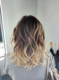 medium hair styles with layers back view length hair back view style foðº women u man v cut with layers