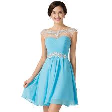 baby blue party dresses cocktail dresses 2016
