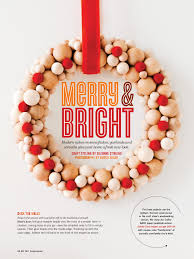 merry and bright scandinavian inspired christmas crafts urban
