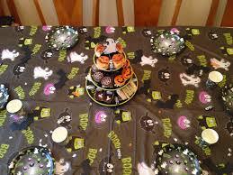 halloween themed wallpaper halloween themed afternoon tea ramblings of a devoted tea drinker