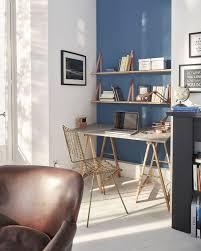 couleur peinture bureau peinture bleu 12 couleurs bleutées pour repeindre intérieur