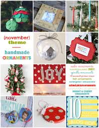 handmade milestone ornaments craft miss momma