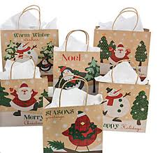 christmas paper bags eco friendly packaging green packaging friendly bags packaging