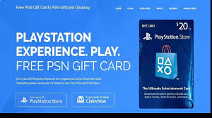psn gift card psn code generator access our online psn giftcard giveaway now1