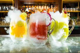 these cocktails from hexx kitchen u0026 bar at parislasvegas look