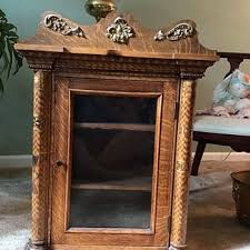 Antique Liquor Cabinet Antique And Vintage Cabinets Collectors Weekly