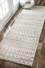 Black And White Striped Runner Rug Striped Runner Rug Home Design Ideas And Pictures