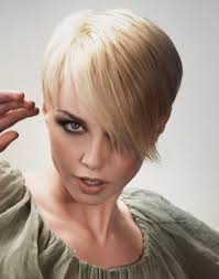awesome pixie haircut with long bangs