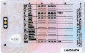 the photocard driving licence explained nidirect