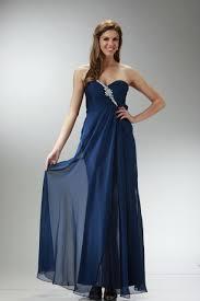navy blue formal dress kzdress