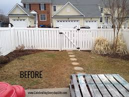 Backyard Pebble Gravel Have The Best Yard On The Block With A Diy Pea Gravel Path