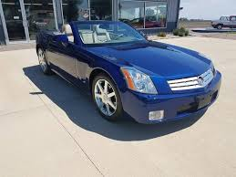 2005 cadillac xlr convertible 2005 cadillac xlr for sale 1989425 hemmings motor