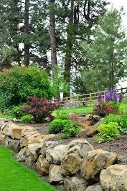 boulder landscaping landscaping pinterest landscaping