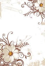 flower background vector download