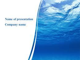 Water Powerpoint Templates by Picture Taken Water Powerpoint Template Backgrounds 09905