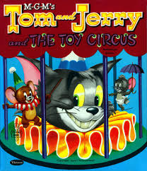golden gems mgm u0027s tom jerry toy circus