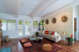 Eclectic Home Decor Modern White Nuance Of The Contemporary Eclectic Interiors Can Be