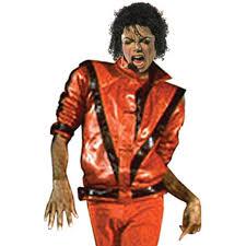amazon com charades men u0027s michael jackson thriller jacket clothing