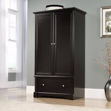 wood armoire wardrobe clothes closet bedroom home storage cabinet armoire closet new black armoire bedroom wardrobe closet storage cabinet wood clothes drawer
