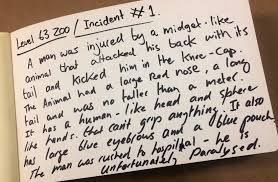 zoo writing paper level 63 zoo incident reports 100 story building 100 story zoo report 1