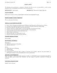 insurance appraiser sample resume energy broker sample resume