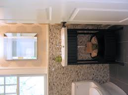 half bathroom decorating ideas with towels and a mirror is also a