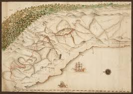 Map Of South America In Spanish by Spanish Treasure Fleet South American Routes Xvi U2013xvii C