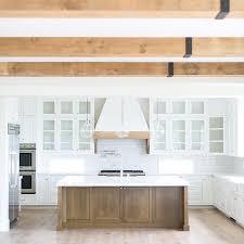 Best  Dark Cabinets White Backsplash Ideas On Pinterest White - White kitchen with white backsplash